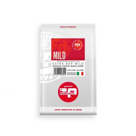 Mild Caffè, ganze Bohnen 250g