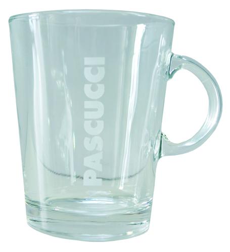 Glasbecher Mug Oxford groß, 0,4L