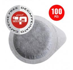 Decaffeinato Caffè Pad 7g 100 Stk.