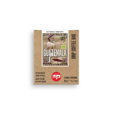 Drip Coffee Guatemala 5 x 9g