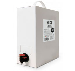 Moka Nitro Cold Brew Bag in Box 5 l