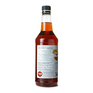 Syrup Caramel 760ml