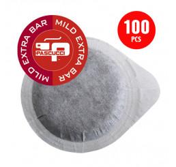 Mild Cafe Pad - 7 g 100 Stueck