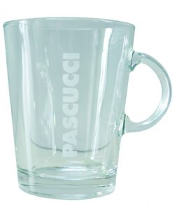 Glasbecher Mug Oxford klein 250ml