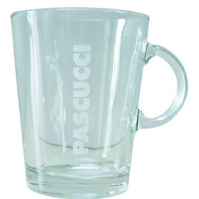 Glasbecher Mug Oxford klein 250ml