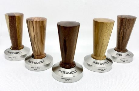 Tamper Almond Wood, Ø 58 mm